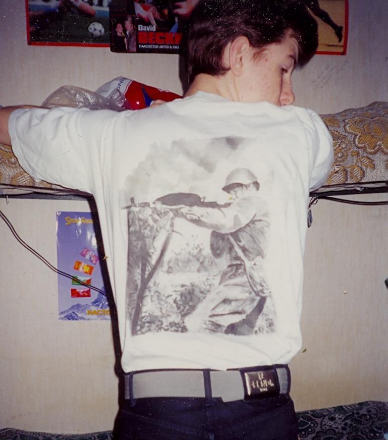 Прикольная футболка купить в Вологде